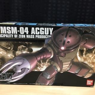 バンダイ ガンダム HGUC 1/144 MSM-04 ACGU...