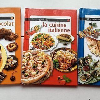 フランス語の料理本