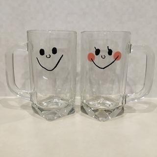 中古 ビールグラスセット