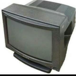 テレビ、ジャンク