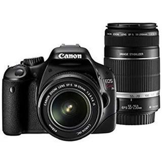 Canon EOS kissX4 ダブルズームキット