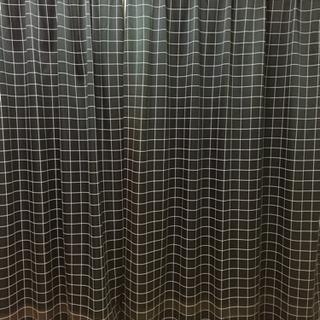 黒カーテン