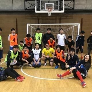 2/16(土)渋谷フットサル個サルメンバー募集