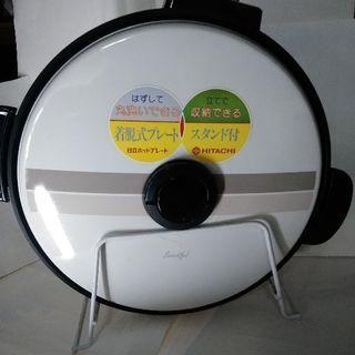 円形ホットプレート