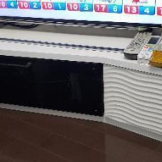 テレビ台(左壁寄せタイプ)