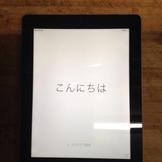iPad3 32gb Wi-Fi+セルラーモデル