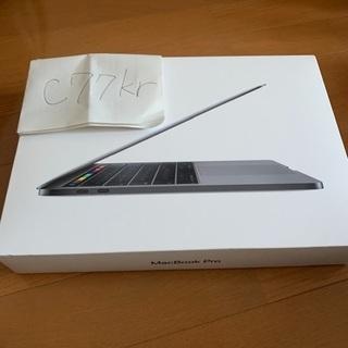 MacBook Pro 13 2018 TouchBar