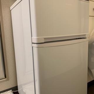 アイリスオーヤマ冷蔵庫81l