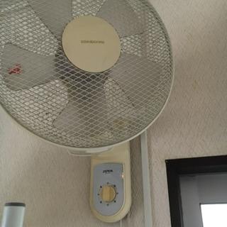 壁掛け扇風機ZEPEAL