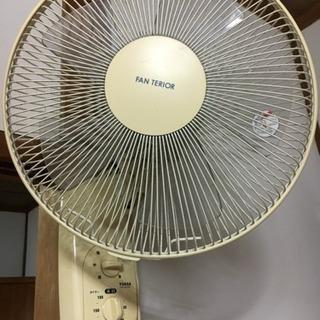 壁掛け扇風機YUASA