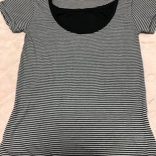 授乳用Tシャツ。ほぼ新品。