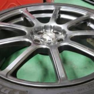 MONZA 18インチホイール・タイヤ4本 215/45R18