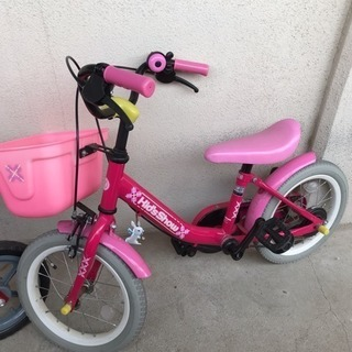 子供の自転車 14インチ
