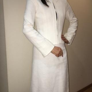 【値下げ】卒業式・入学式用女性スーツ