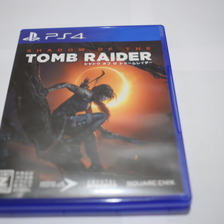 PS4◆送料無料◆シャドウ オブ ザ トゥームレイダーShado...
