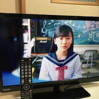 ★値下げ★【美品・稼働品】デジタルハイビジョン液晶テレビ TOS...