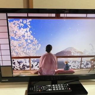 ★値下げ★【美品】デジタルハイビジョン液晶テレビ TOSHIBA...