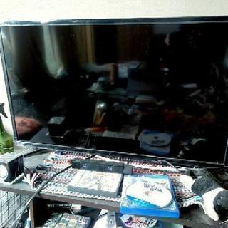 32型デジタルハイビジョンテレビ