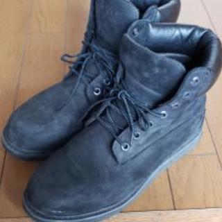 ティンバーランド ウォータープルーフ仕様ブーツ
