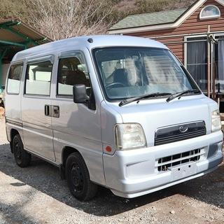 ★★サンバーディアス 4WD 5MT 車検令和3年5月★★長野県...