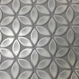 DIY 壁紙 クロス イギリス フラワーオブライフ 輸入壁紙
