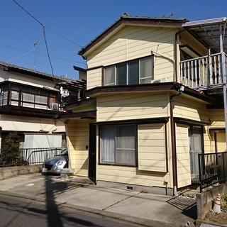 白岡駅歩6分貸家・大家直接・手数料無し・駐車スペース有り、63000円
