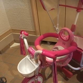 【お取引先決定】可愛い三輪車