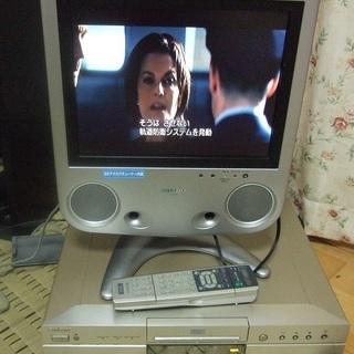 DVDレコーダーと液晶テレビのセット