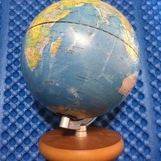 【済】地球儀