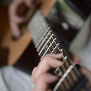 『はじめてのアコースティックギター教室🎸』