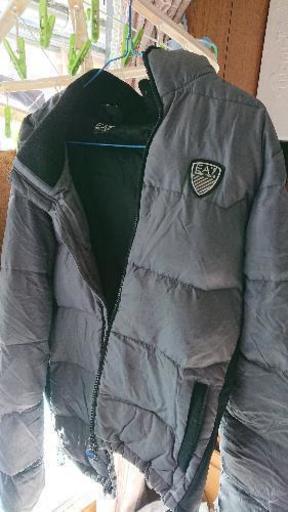 timeless design 6ae3b eb757 ダウンジャケット(アルマーニ) (ま) 蒲田のジャケット《メンズ》の中古・古着あげます・譲ります|ジモティーで不用品の処分