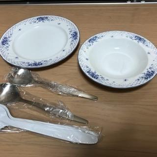 新品未使用 食器 メインプレート スーププレート スープ皿 サー...