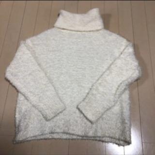 もこもこセーター☆フリーサイズ