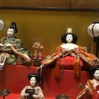 🎎雛人形(ケース入り)🎎
