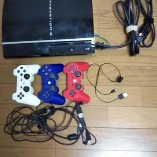 <値下げしました>PS3 初期型 CECHA00 60G Mod...