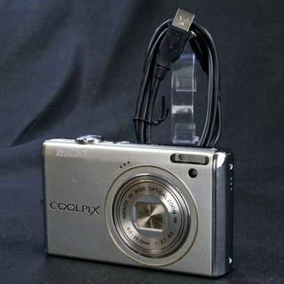 Nikon デジタルカメラ COOLPIX S640 1220万画...