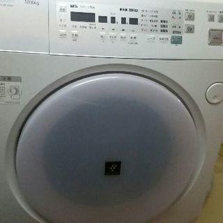 シャープ ドラム式洗濯乾燥機 2011年製品