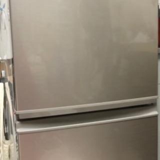 【受付終了】SHARP ノンフロン冷凍冷蔵庫 冷蔵庫 一人暮らし
