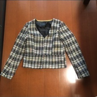 Sサイズ GU ノーカラージャケット