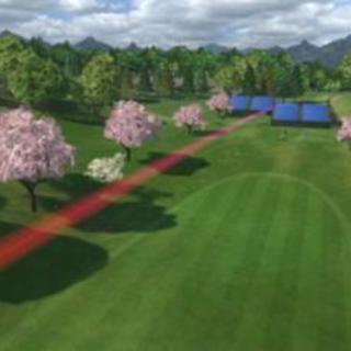 23土曜、松原でゴルフ練習します