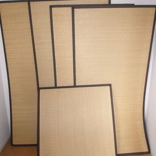 フローリング用の畳(四畳半)