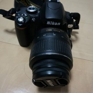 NICON デジタル一眼カメラ D60 ダブルズームキット