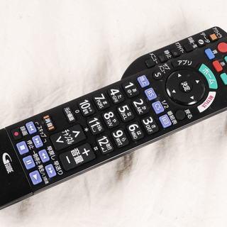 8220 Panasonic パナソニック テレビリモコン N2...