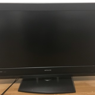 ジャンク品 テレビ 日立wooo LMT3210