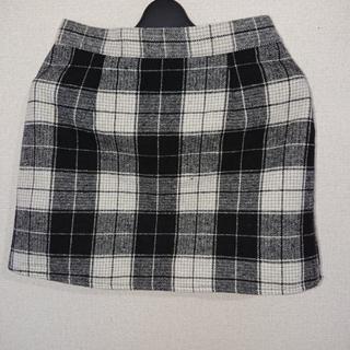 Sサイズ タータンチェック タイトスカート