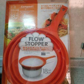 フローストッパー 鍋吹きこぼれ防止蓋