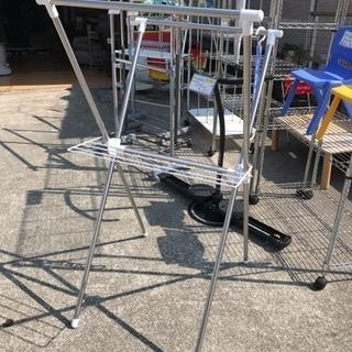 【リサイクルサービス八光 田上店】洗濯ラック