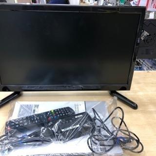 美品 2017年製 20型 液晶テレビ DVDプレイヤー内蔵