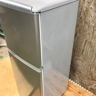 2ドア 冷蔵庫 SANYO