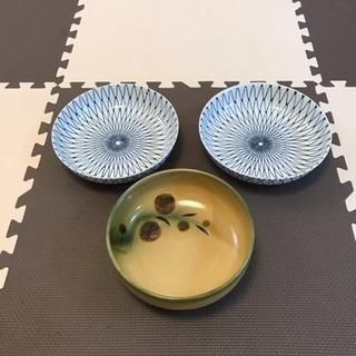 【新品】和皿 大皿×3枚 華山窯 有田焼